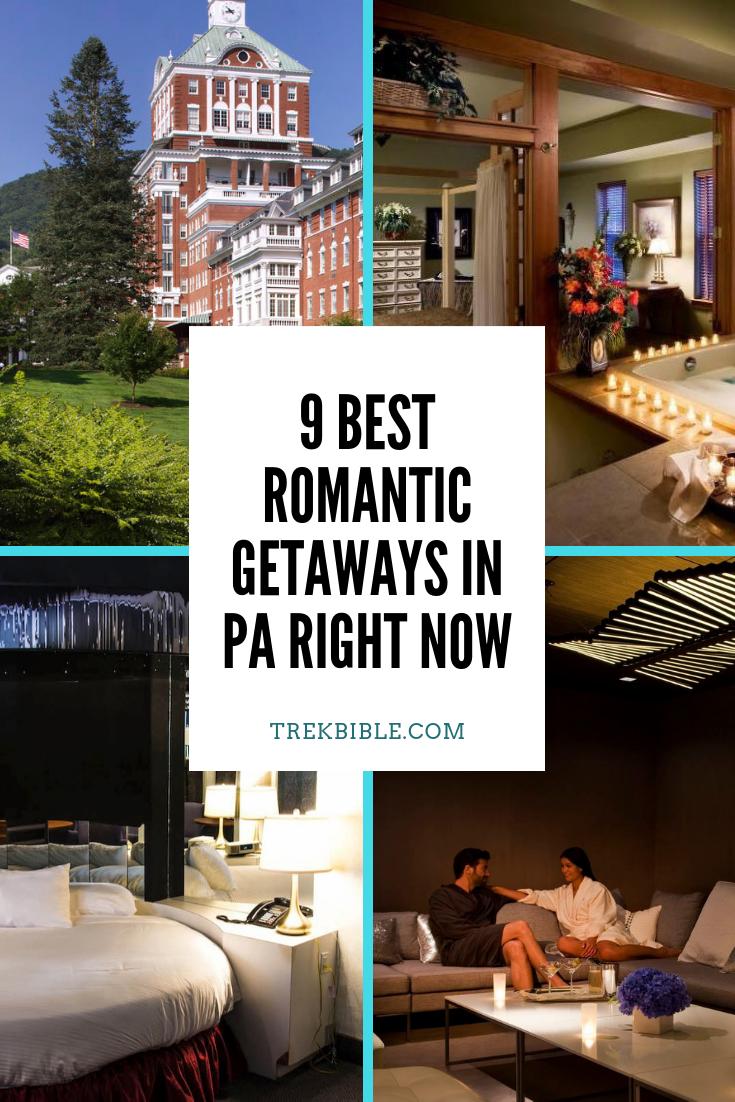 9 Best Romantic Getaways In Pa Right Now Trekbible Romantic Getaways Best Romantic Getaways Weekend Getaways In Pa