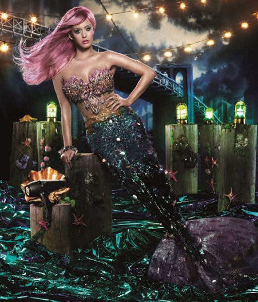 Katy Perry, GHD Commercial, 2012