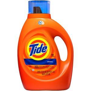 Tide He Detergent Original 100 Oz Cvs Tide Laundry Detergent