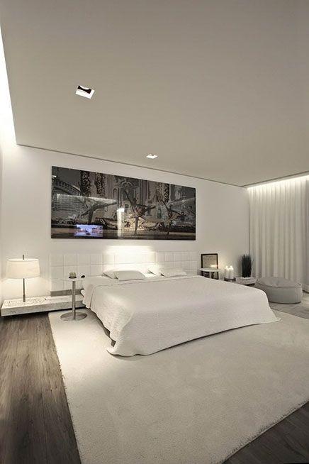 luxe moderne slaapkamer google zoeken