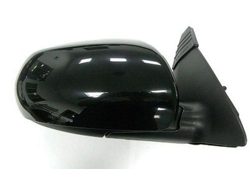 2013 Kia Forte Koup (Coupe) Right Passenger Side Manual Door Mirror Paint To Match Ki1321165