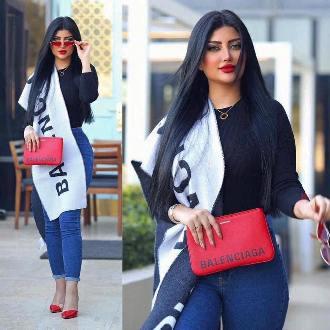 ملكة كابلي On Instagram Red Louis Vuitton Twist Bag Clothes Fashion