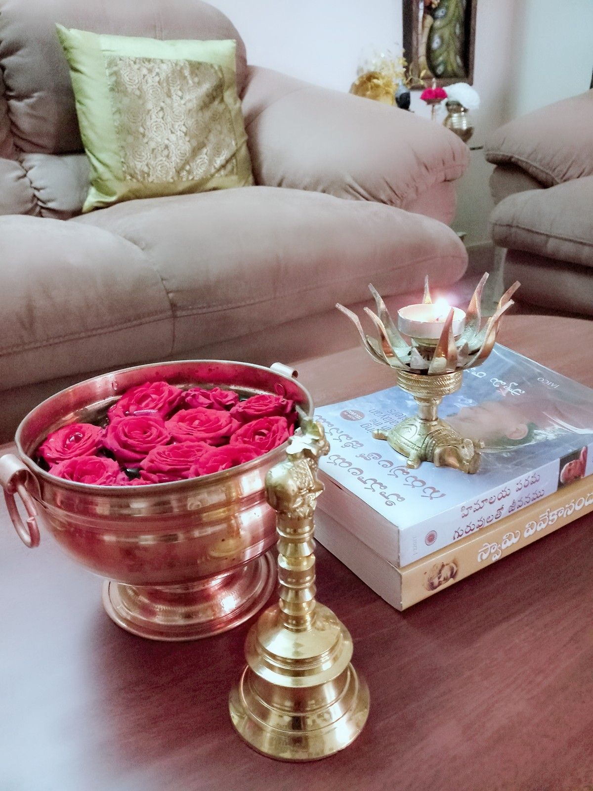 Pin By Prasanna Meruva On My Home Diwali Decorations At Home Home Decor Indian Home Decor