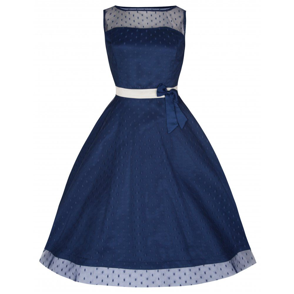 Dollyu elegant us midnight blue vintage style prombridesmaid