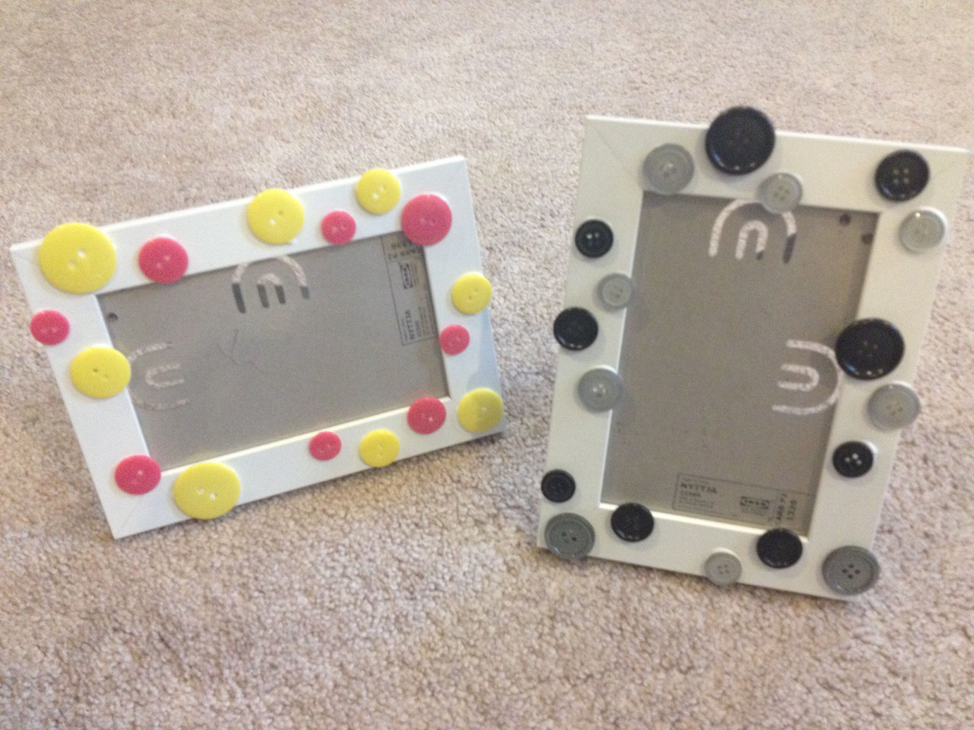 Now This Is How You Make A Homemade Picture Frame