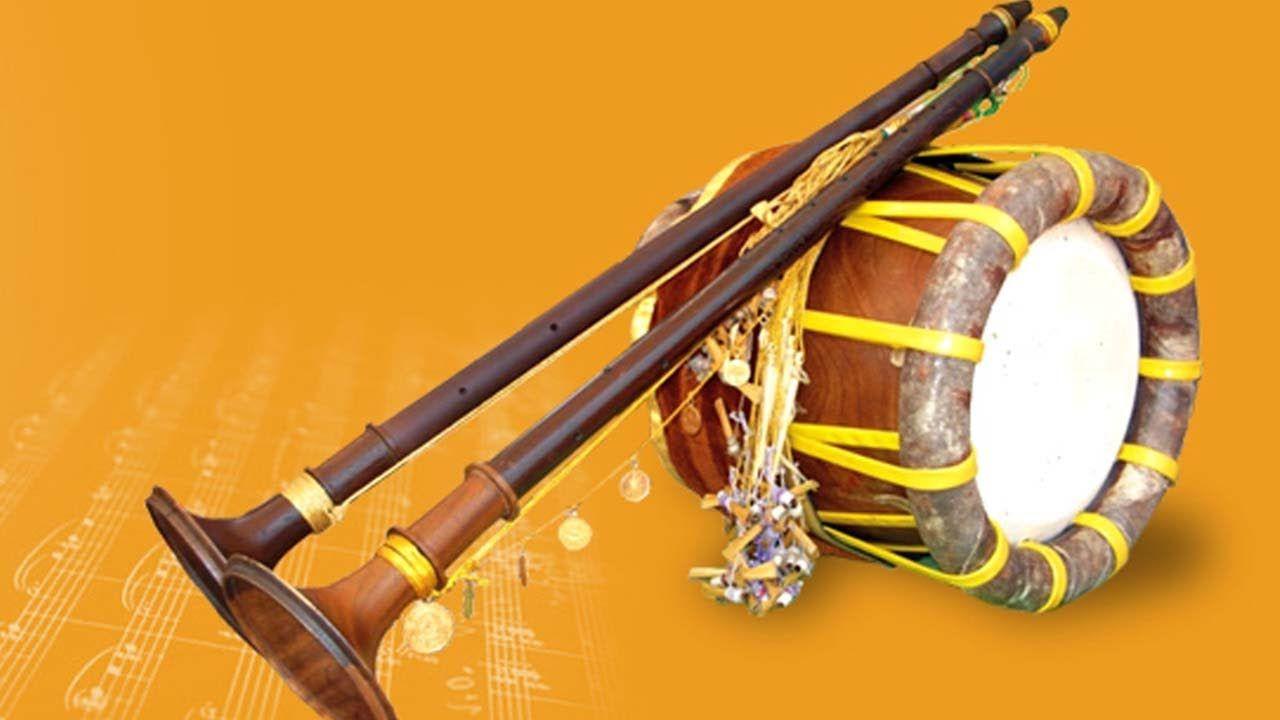 Nadaswaram Instrumental Music Raga Abheri Carnatic Clical