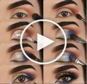 Más de 60 impresionantes tutoriales de sombra de ojos para principiantes Ideas paso a paso – …