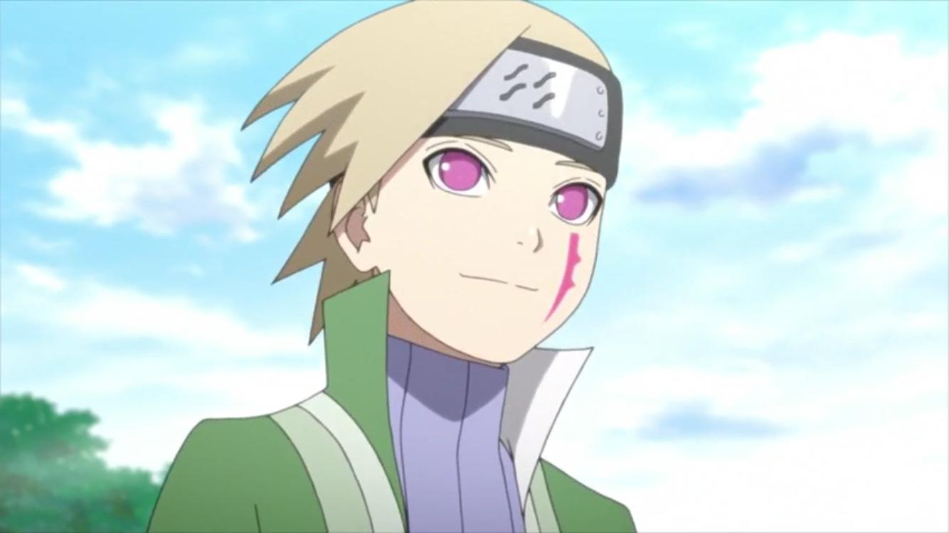 Kagura Karatachi Boruto Naruto Next Generations
