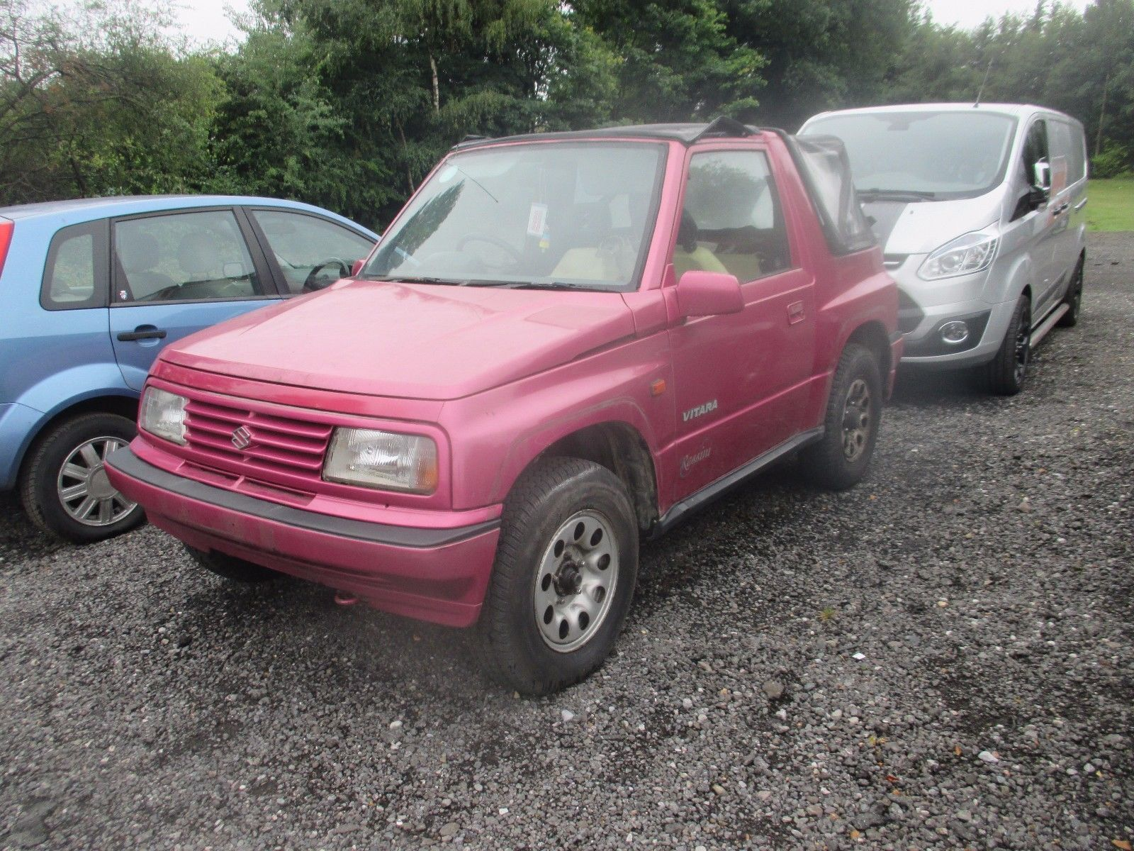 Ebay suzuki vitara rossini convertible spares or repairs carparts carrepair