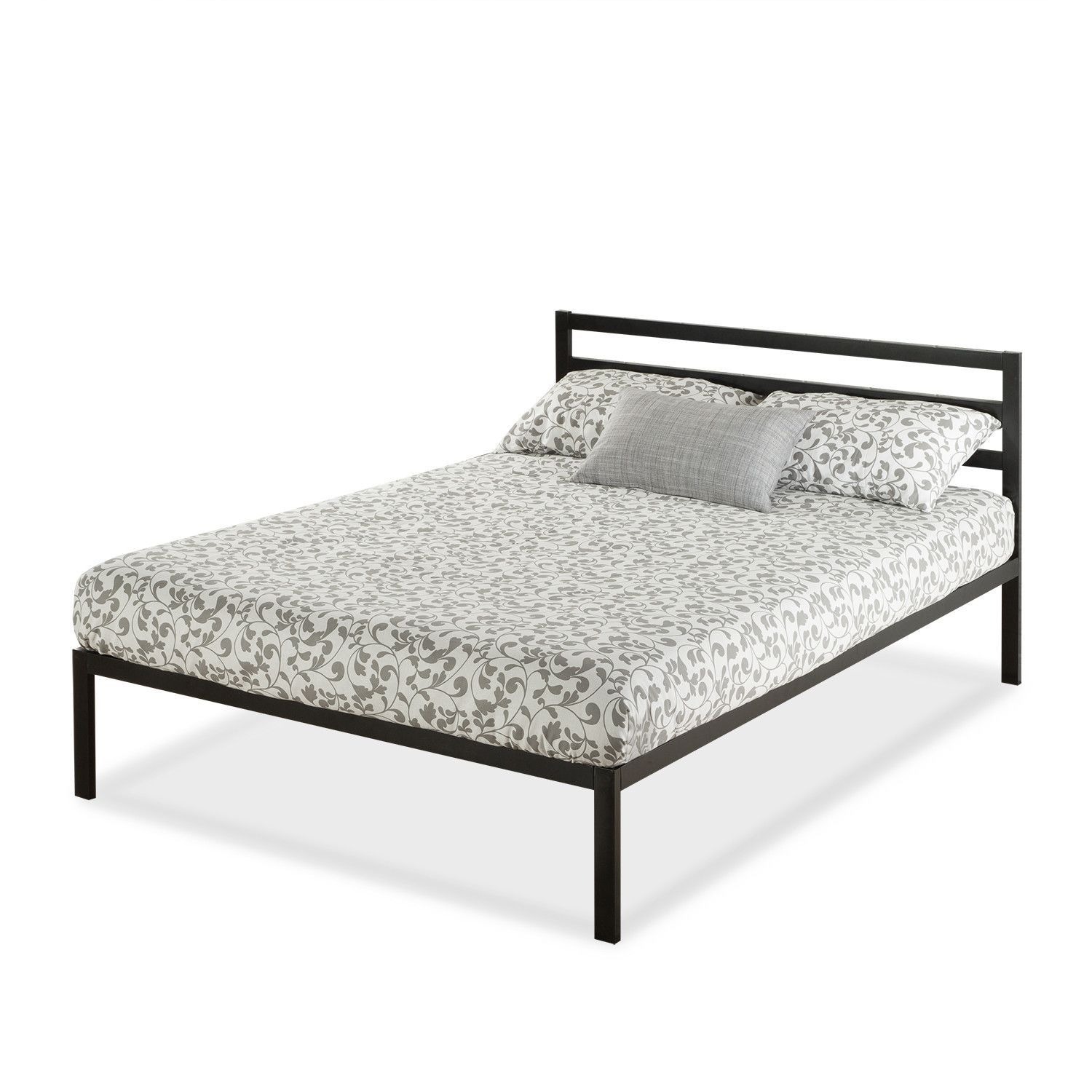 Features Plastic Feet Protect Your Floors Strong Mattress Support Prevents Sagging And Increases Life Modern Studio Collection