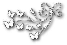 Memory Box 100% Steel Craft Die Cut Stencil Emboss - Beloved Butterflies 99136