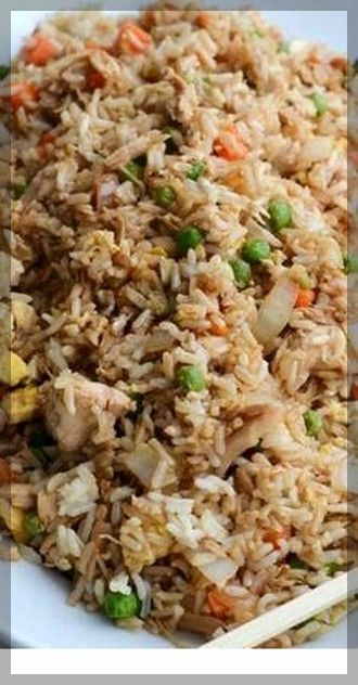 Photo of Better-Than-Takeout Chicken Fried Rice