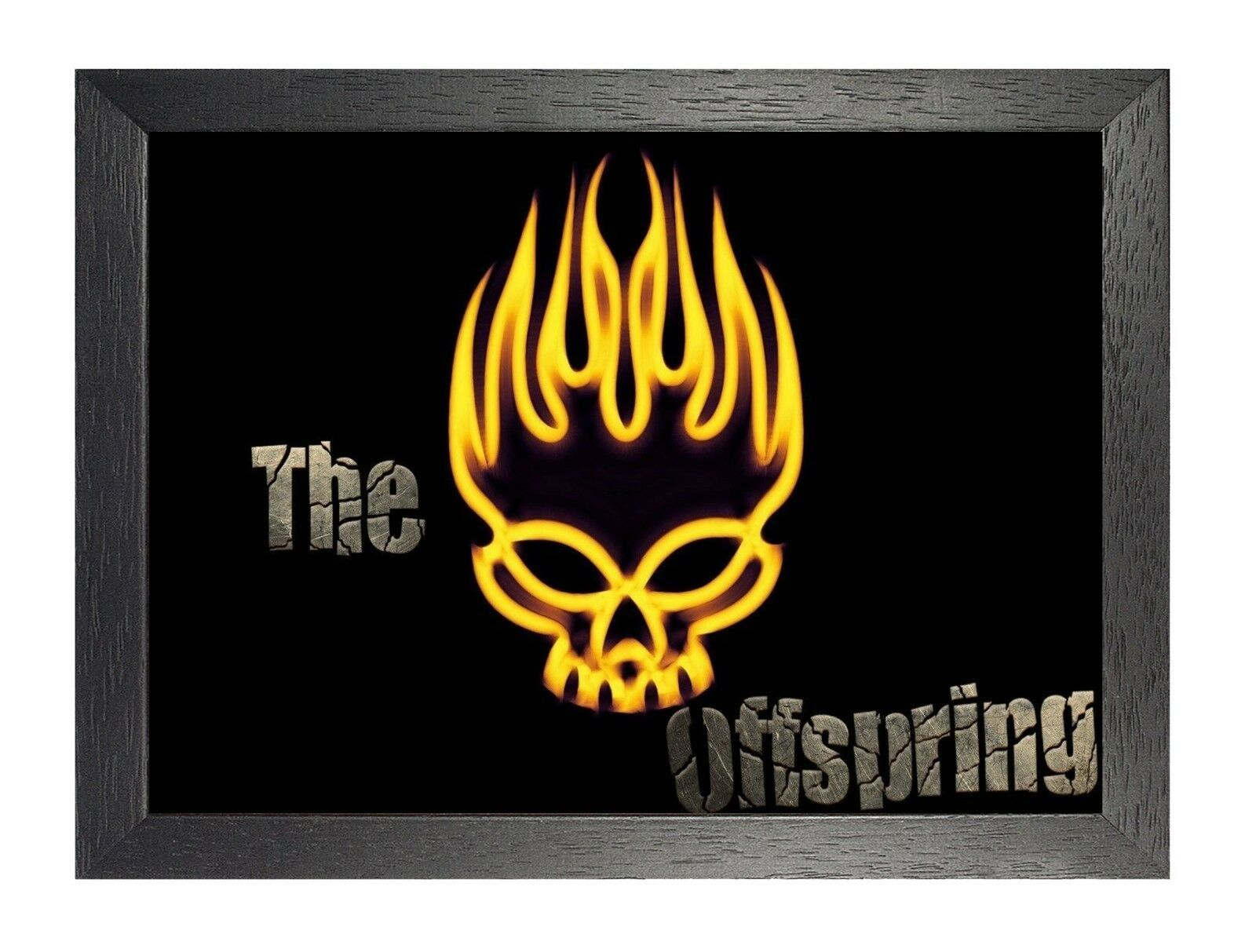 The Offspring 6 American Rock Band Poster Holland Legend Music Star Logo Photo