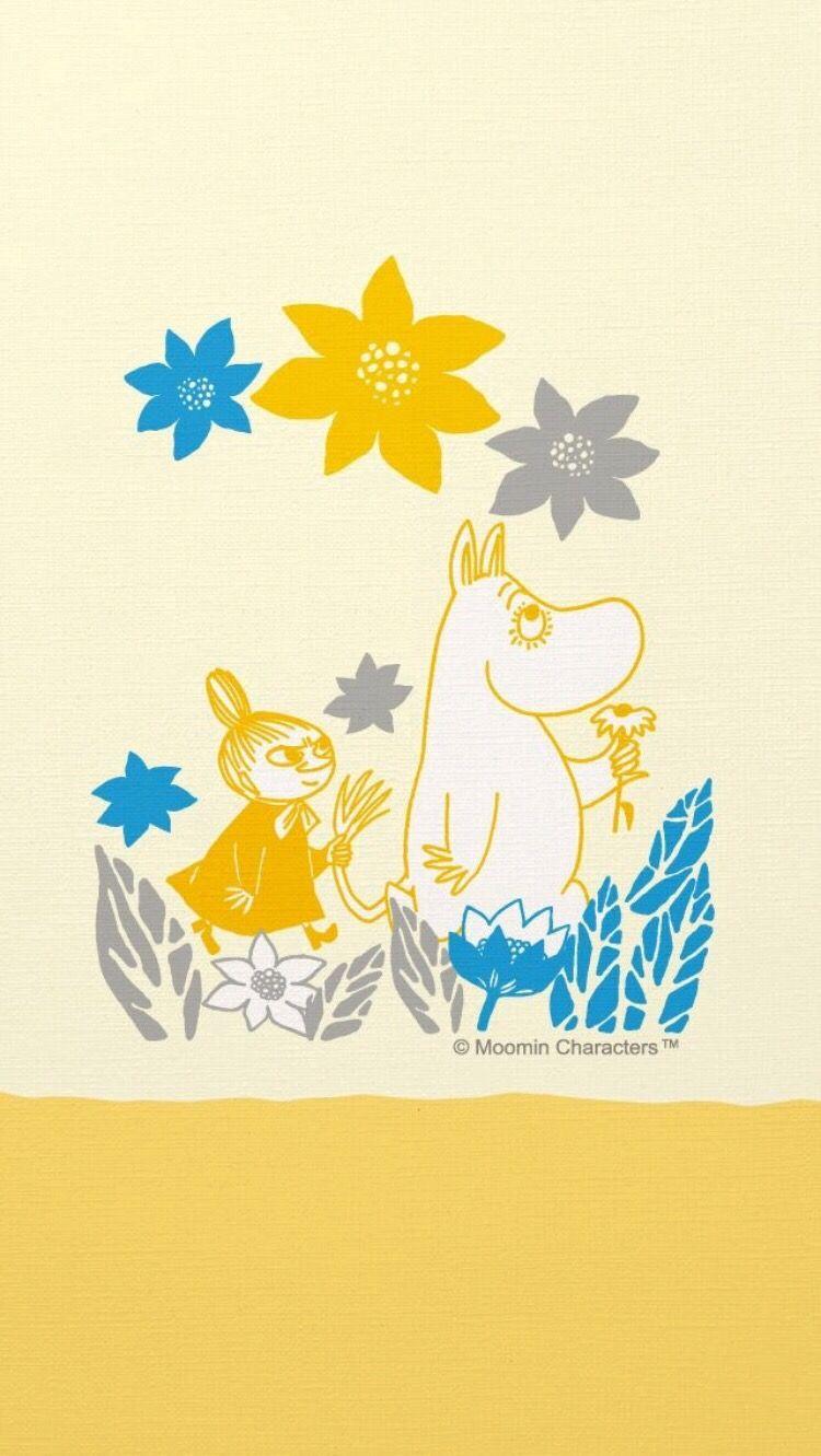 Moomin ムーミン 壁紙 リトルミイ 画像 ムーミン イラスト