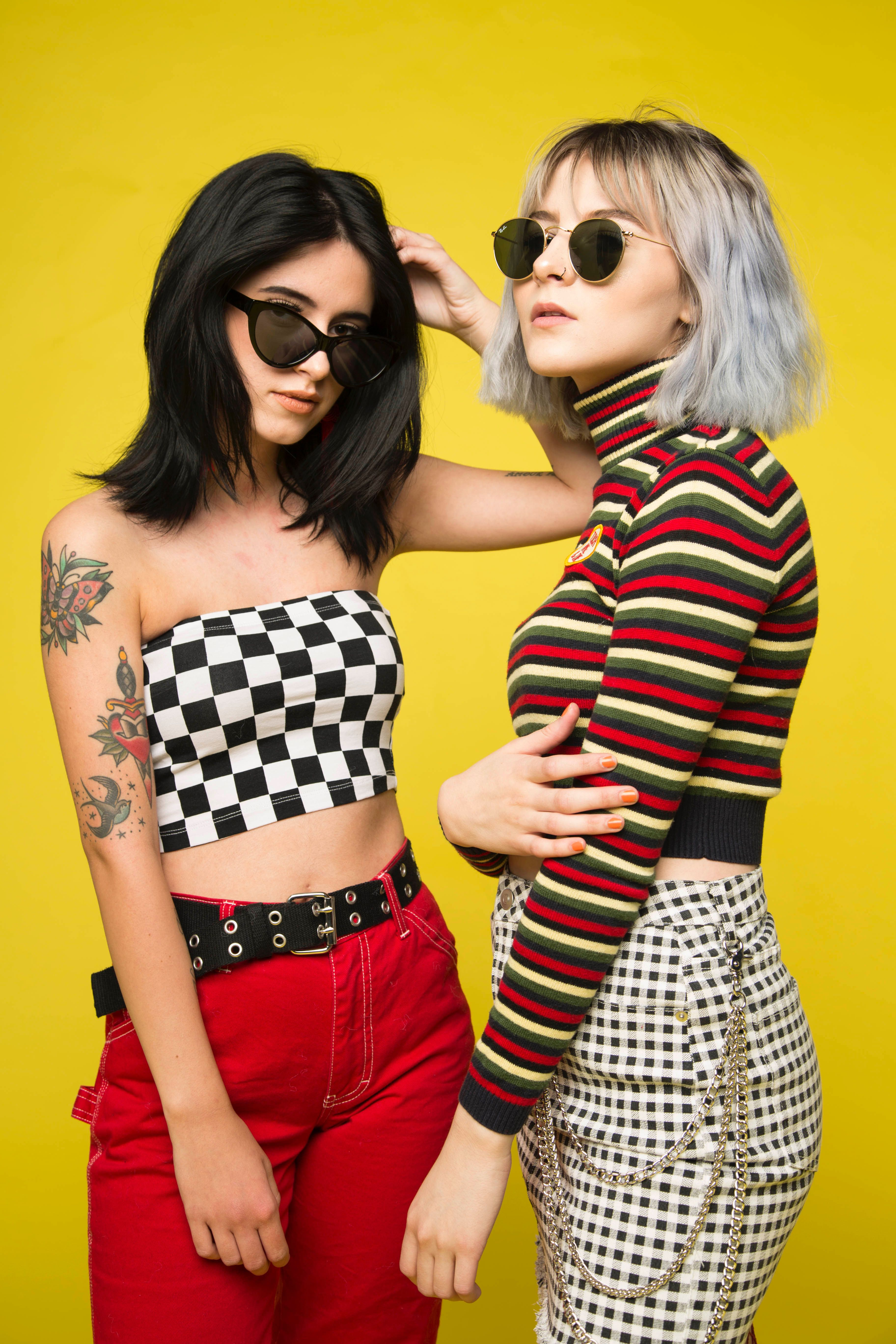 fc35c224520674 Checkered outfit