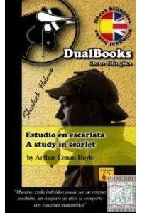 Estudio En Escarlata A Study In Scarlet Escarlata Estudio Libreria