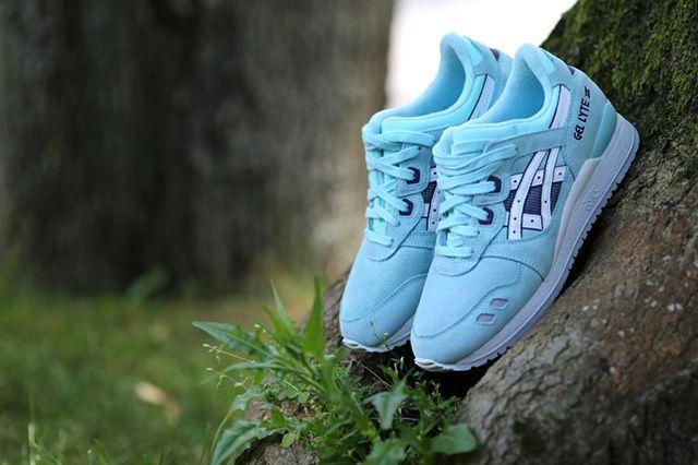asics sneakers gel lyte iii dames