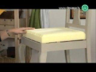 Hoja De Impresión De Cómo Tapizar Una Silla Tapicería De Silla Tapizar Muebles Fundas Para Muebles