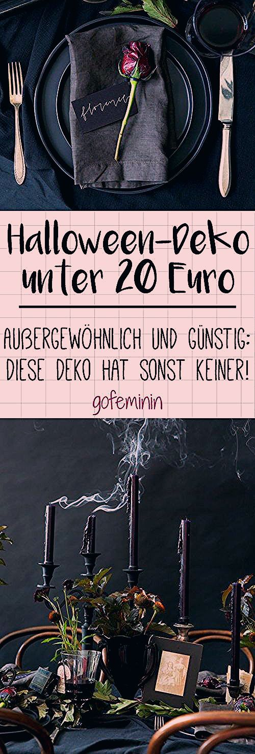 Photo of Genial gruselig: 9 coole Halloween-Dekorationen unter 20 Euro!