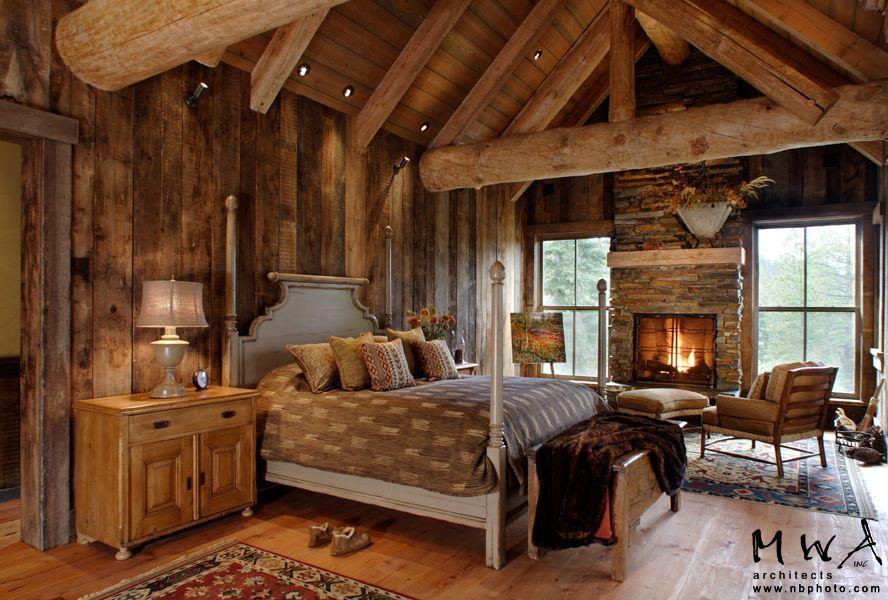 Cabin Style Cabin Style Cabin Bedroom Lodge Bedroom