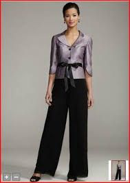 Resultado De Imagen Para Trajes Pantalon Para Madrina De Boda Trajes Elegantes Pantalones Para Boda Pantalones De Vestir Mujer