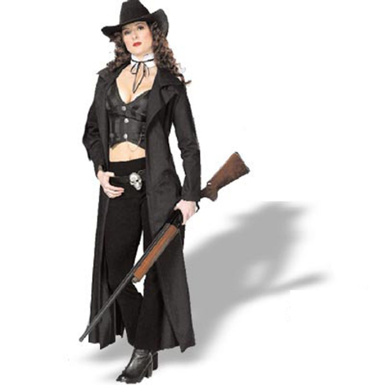 Sexy gunslinger vest