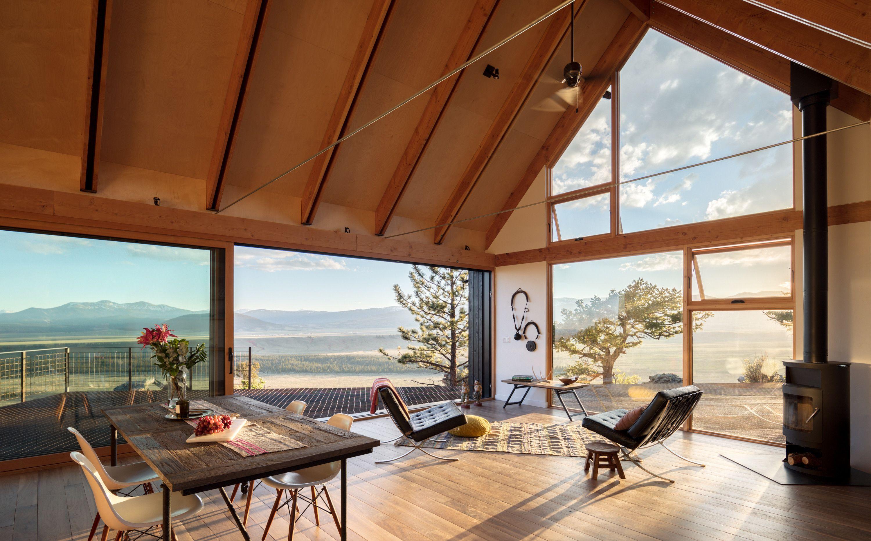 Big Cabin Little Cabin by Rene