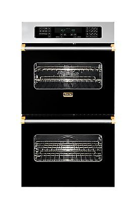 30 Inch Double Electric Touch Control Oven Viking Range
