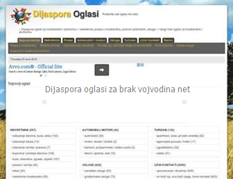 Posao oglasi oglasi dijaspora Nacionalna služba