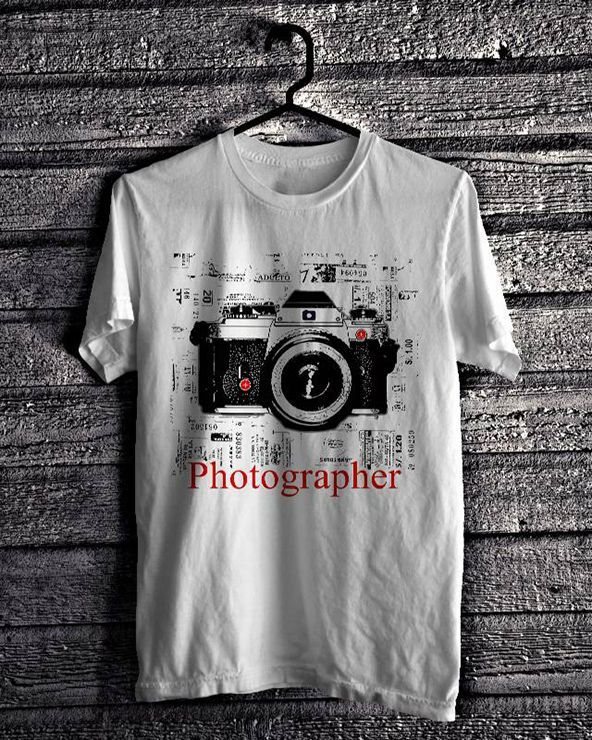 f84f558d9edf97 T-shirt Design: The Best of Mintees on #TshirtTuesday | Photography ...