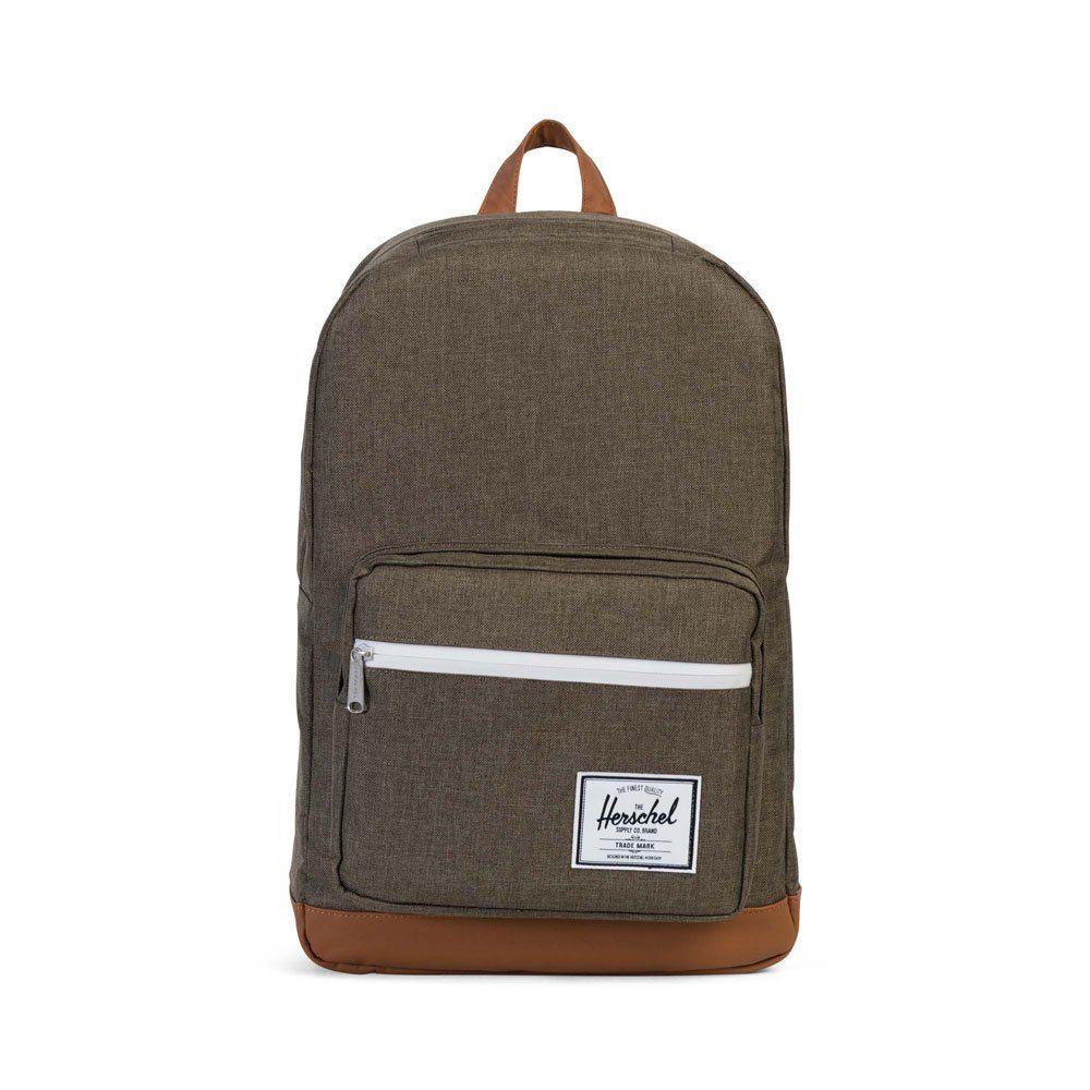 Herschel Supply Co. Pop Quiz Backpack, Canteen Crosshatch, One Size
