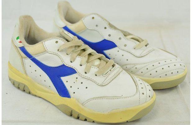 d39e8c665 Vintage Diadora - 1980s - Tennis Sneakers