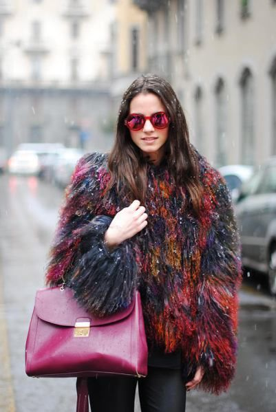 Photo of How to Wear Statement Fur: Your Street Style–Approved Guide