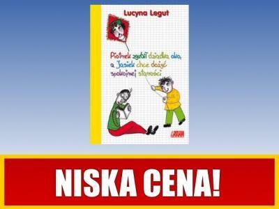 Piotrek Zgubil Dziadka Oko A Jasiek Chce Dozyc 3595256683 Oficjalne Archiwum Allegro