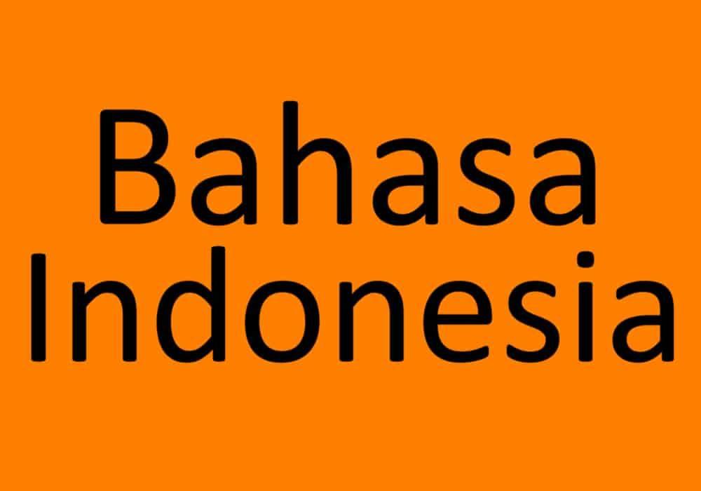 Contoh Soal Bahasa Indoinesia Dengan Jawabannya
