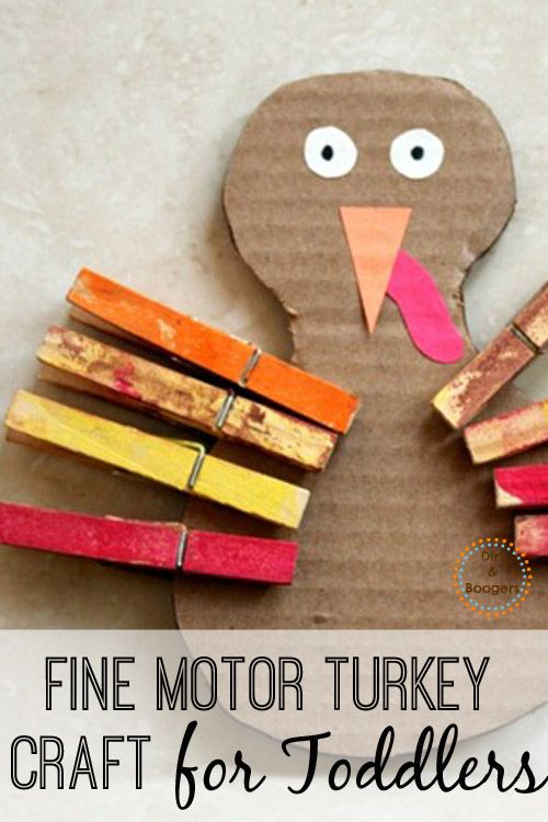 8 super fun and easy Thanksgiving crafts for kids | Cool Mom Picks