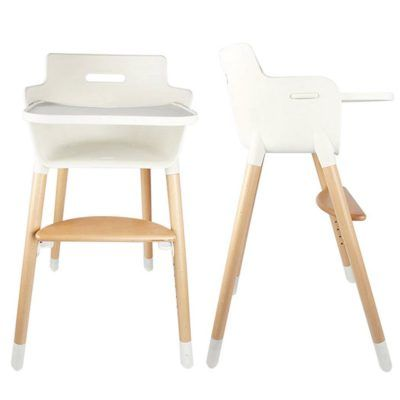 Asunflower Adjustable Highchairs Solution Toddlers Wooden High Chairs