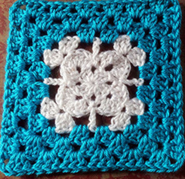 Magically Marvelous Granny Square Pattern | Square patterns, Granny ...