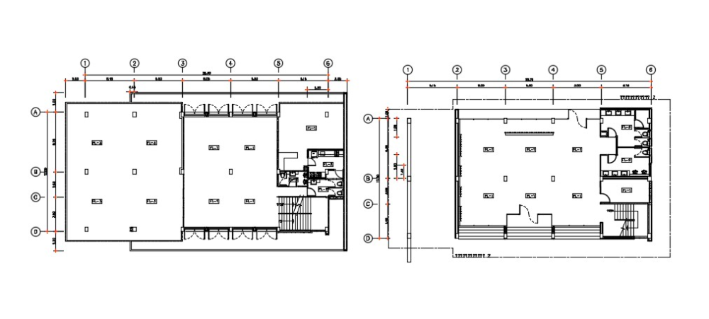 Download Banquet Hall Plan With Working Drawing Dwg File Banquet Hall How To Plan Hall