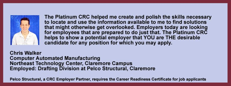 Let the OKCRC give you the competitive advantage
