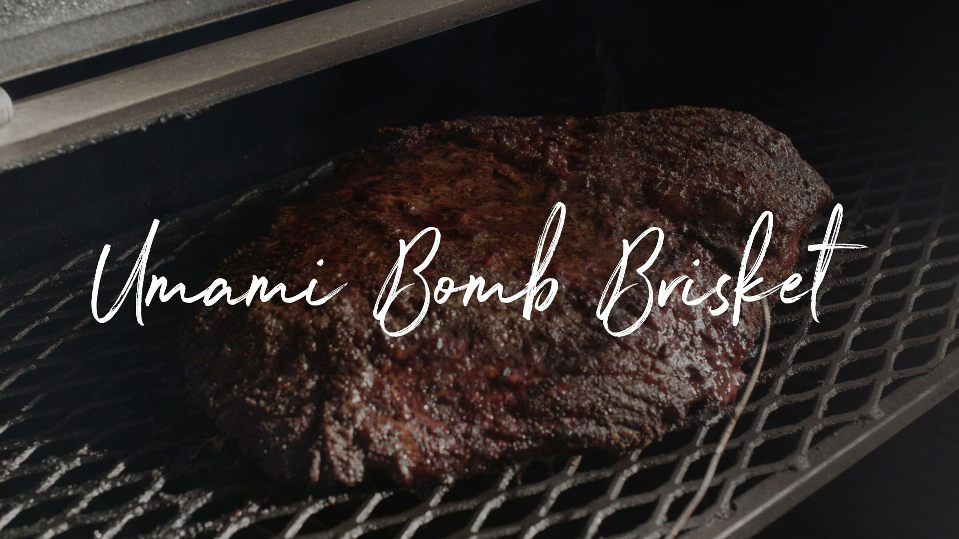 Umami Bomb Brisket   The Sauce by All Things Barbecue