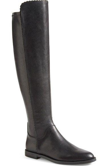 e35bfe27858 Franco Sarto  Vistalia  Stretch Back Riding Boot (Women) available at   Nordstrom