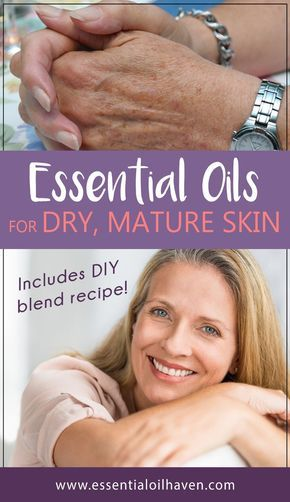 Top 10 Best Essential Oils for Dry Skin