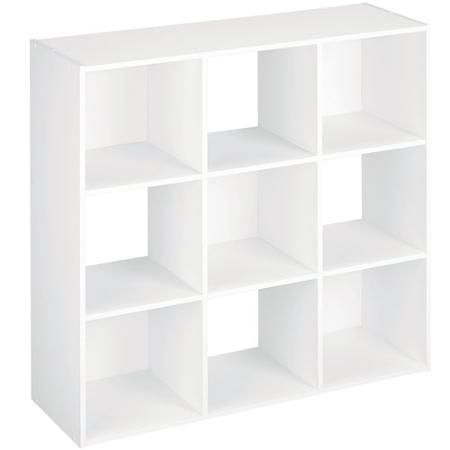 Gallery For Photographers White Storage Cabinet Organizer Wall Shelves Home Decor Shelf Cubeicals