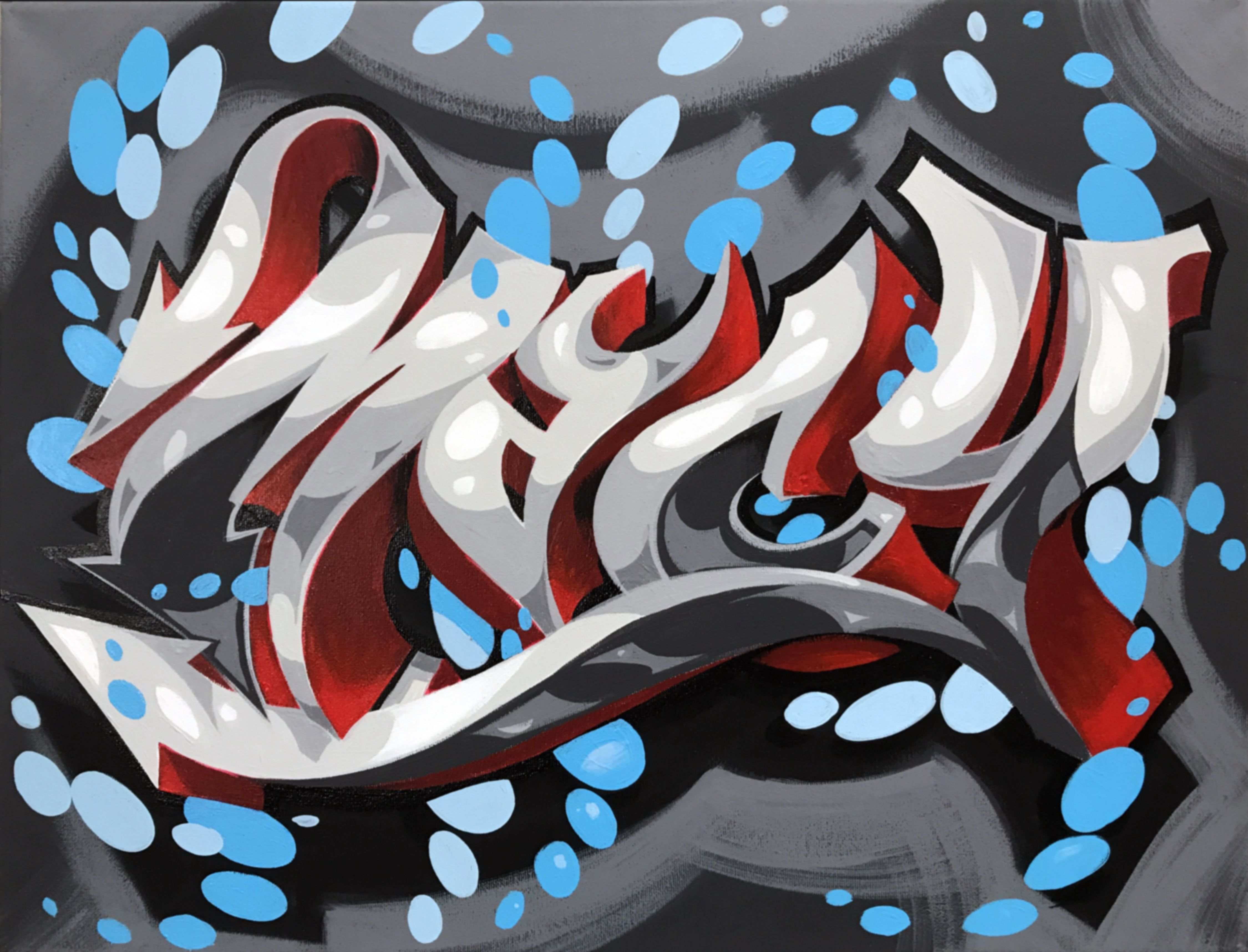 Macy the latest entry to the ever growing graffiti for kids series and one of my most fave to date as well good letter flow understated coloring