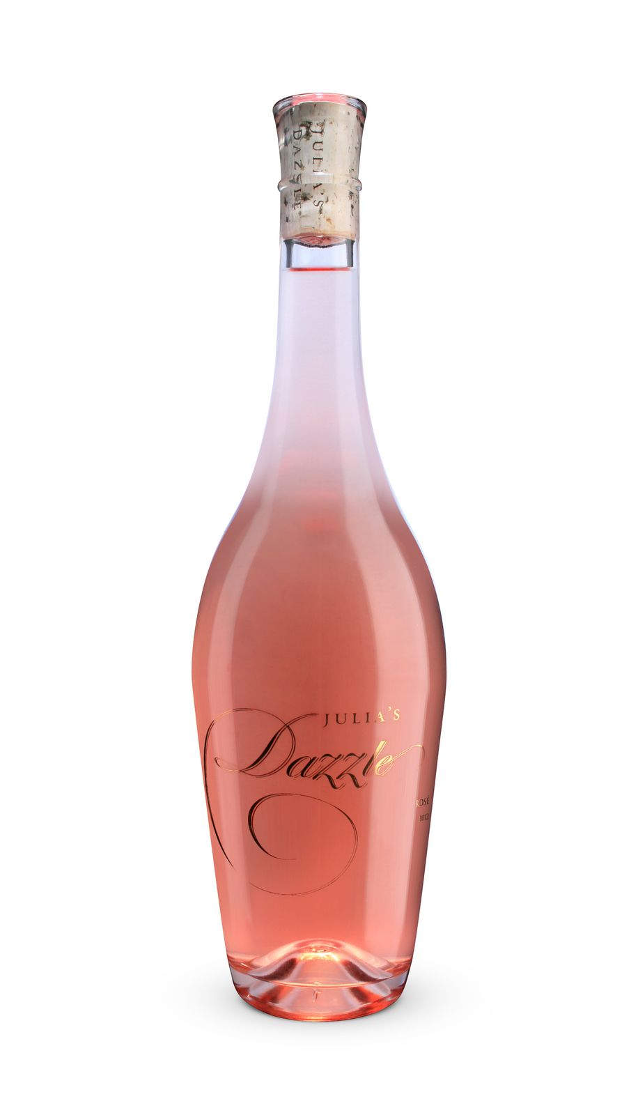 Sean Sullivan S Wine Of The Week Julia S Dazzle Rose Wine Unique Wine Bottles Washington Wines
