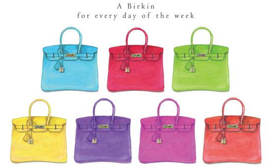 a11560b5afa7 ... closeout items similar to artwork print of hermes birkin bag print a  birkin for every day