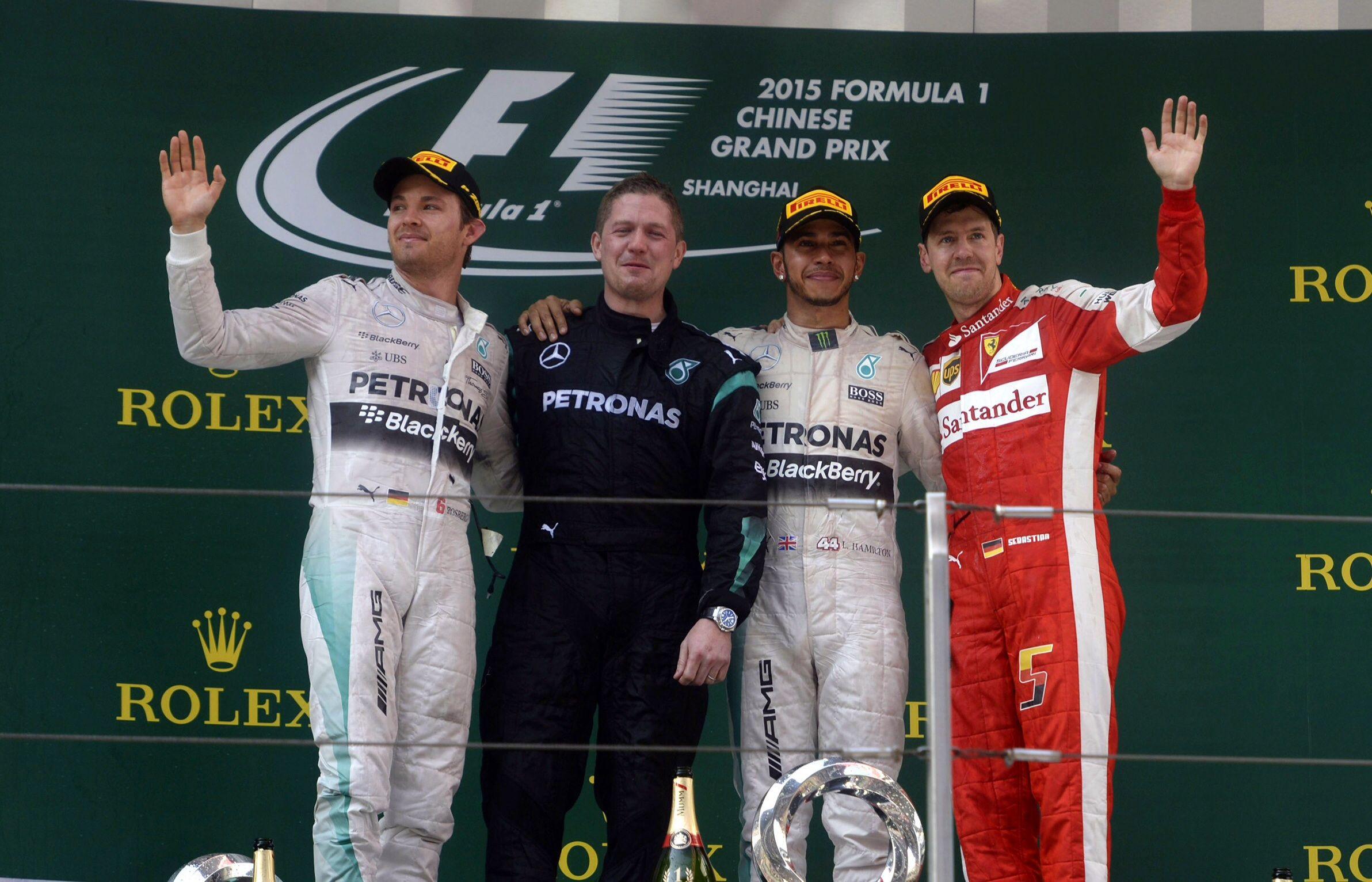 F1 Νίκη για Χάμιλτον στην Κίνα autoliveris Chinese