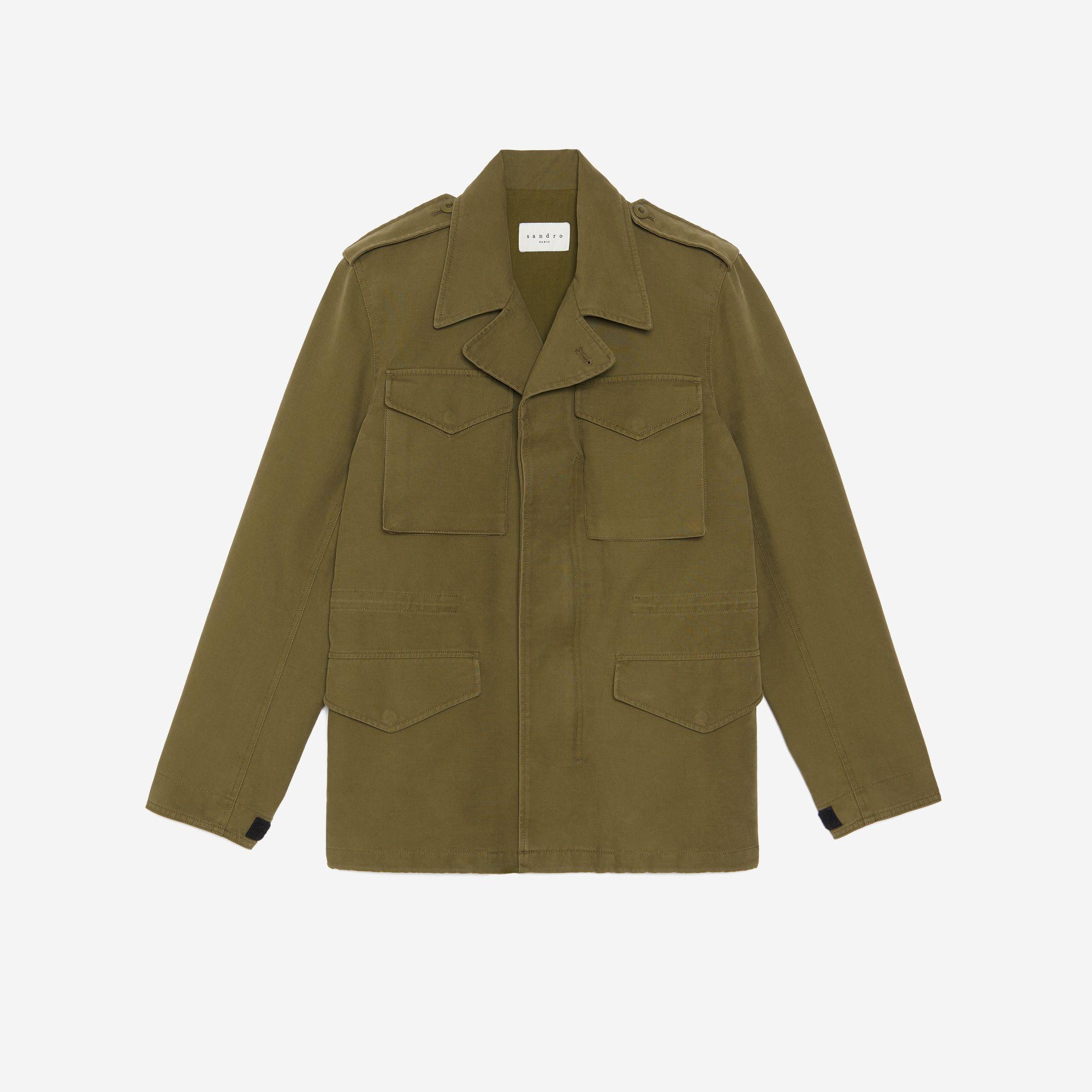 Manteau sandro pour homme