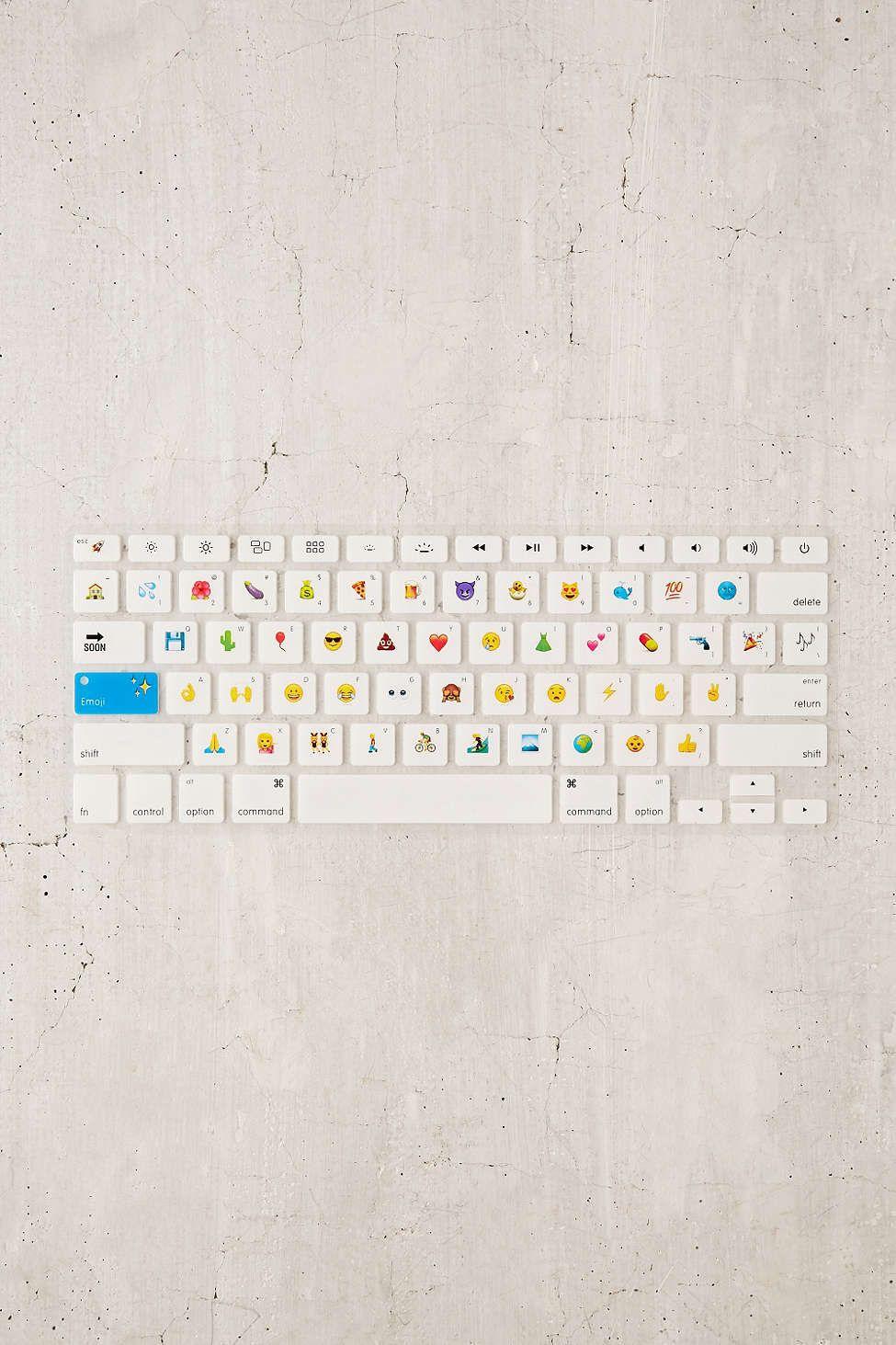 Disk Cactus Emoji Keyboard Cover Software Keyboard Cover Emoji Keyboard Cute Desk Accessories